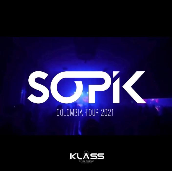 SOPIK Colombia Tour 2021